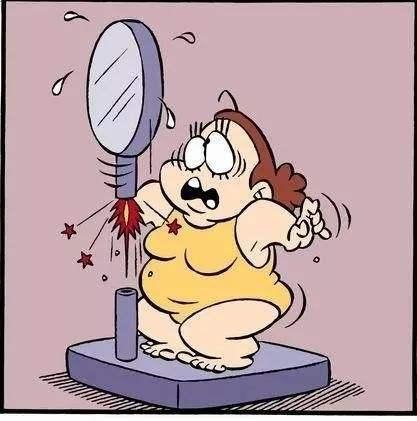 细数减肥不成功的原因