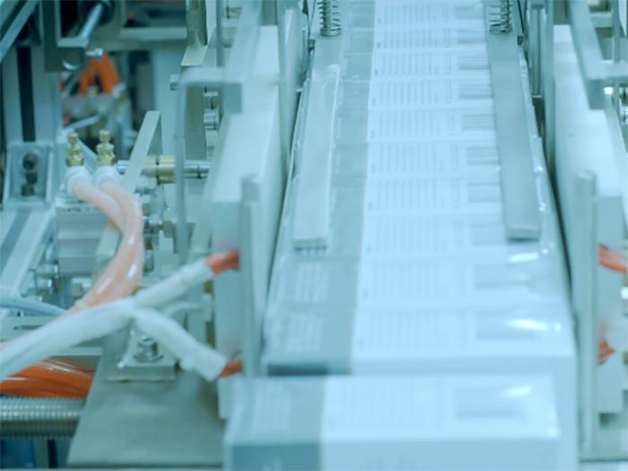 金海科康香港生产基地