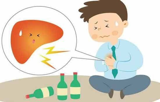 发现这些生活上的不对劲有可能是得了肝病