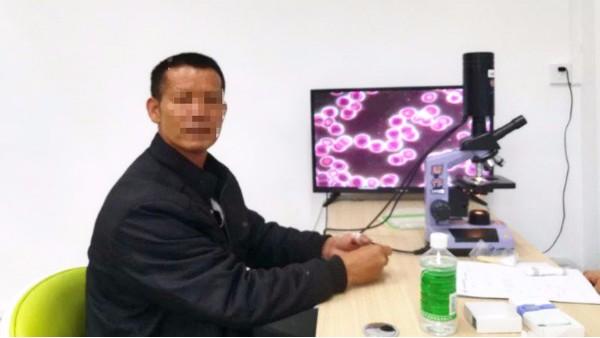 陈先生脑梗后到金海科康体验活体疗法案例